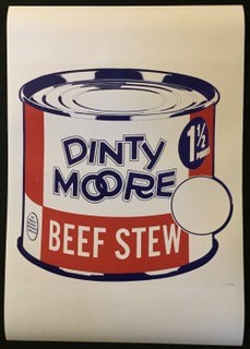 Dinty Moore Poster